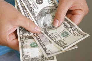 El dólar recortó la fuerte suba inicial y cerró en torno a los $ 45,90 -  -