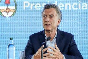 """Macri: """"Los mercados hoy dudaron de la Argentina""""  -  -"""