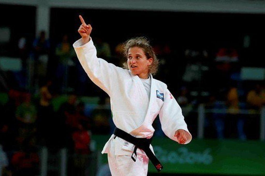 Paula Pareto se quedó con el oro en el Panamericano de Lima