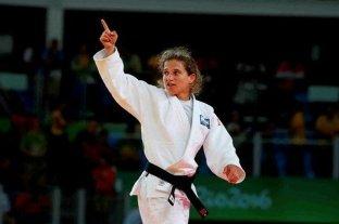 Paula Pareto se quedó con el oro en el Panamericano de Lima -  -