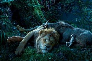 Nuevas imágenes de El Rey León