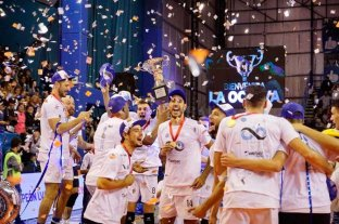 Bolívar ganó la liga por octava vez y es el más ganador de la historia
