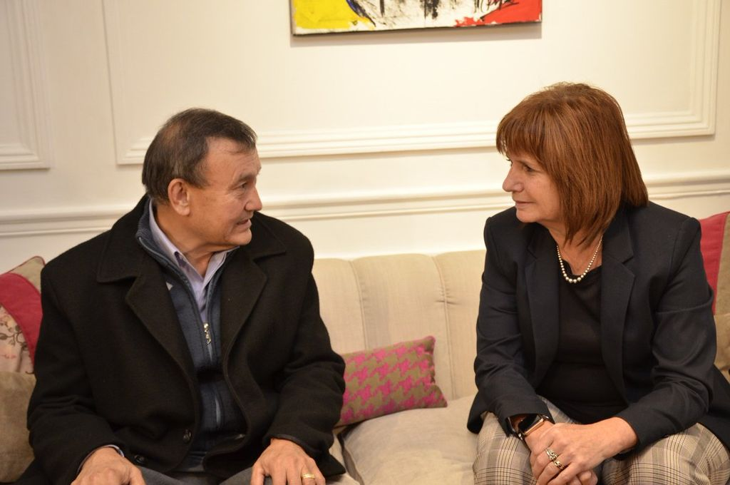 <strong>Foto:</strong> Twitter Patricia Bullrich