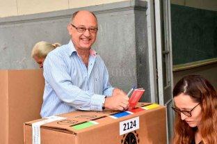 """Albor """"Niky"""" Cantard: """"Votar es un festejo"""""""