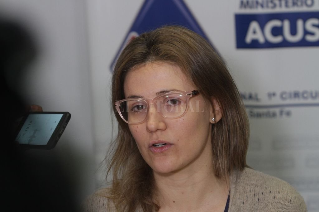 Fiscal Yanina Tolosa. <strong>Foto:</strong> El Litoral