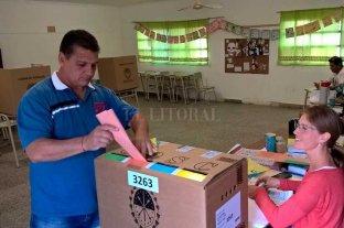 Resultados PASO Santa Fe: Pedro Uliambre fue el más votado en Sauce Viejo
