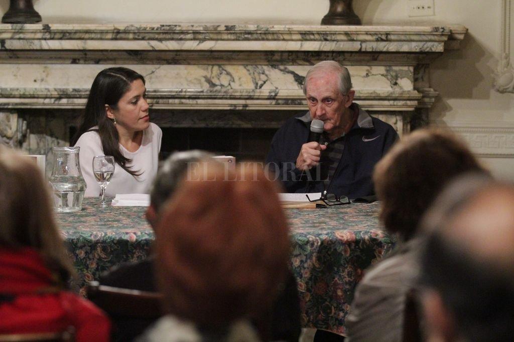 La presentación se concretó en el Club del Orden. <strong>Foto:</strong> Pablo Aguirre
