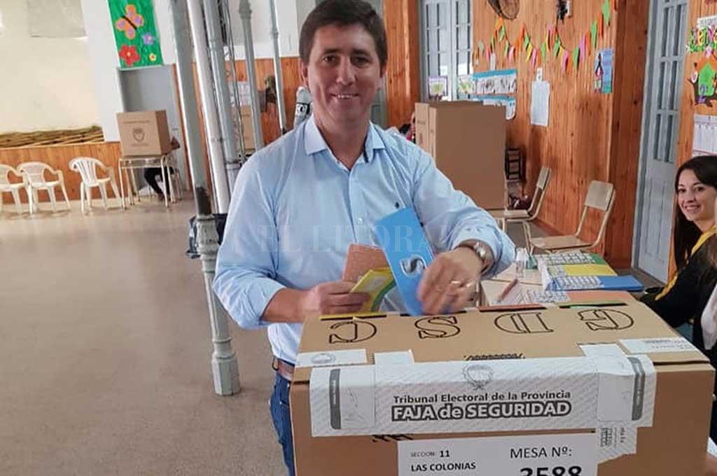 """PIROLA manifestó que """"se trata del triunfo de los vecinos, que quieren consolidar una manera de hacer en positivo"""". Crédito: Prensa Pirola"""