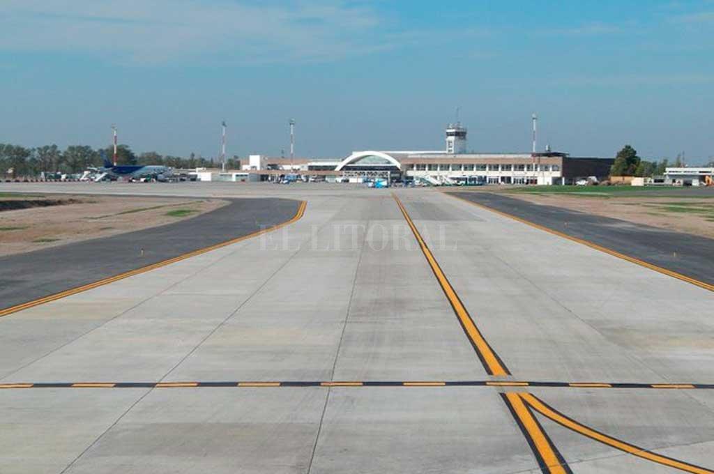 <strong>Foto:</strong> Prensa Aeropuerto de Rosario