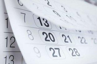 El Gobierno confirmó los feriados puente para el 2020 -