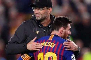 """En Inglaterra tildan a Messi como """"de otro planeta"""""""