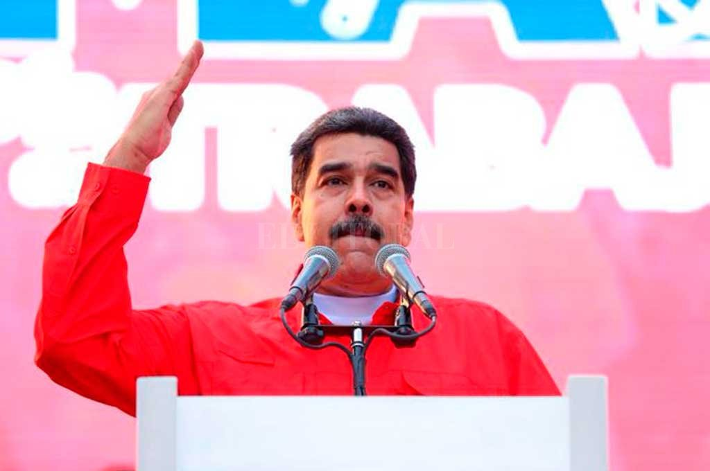 <strong>Foto:</strong> Twitter Nicolás Maduro