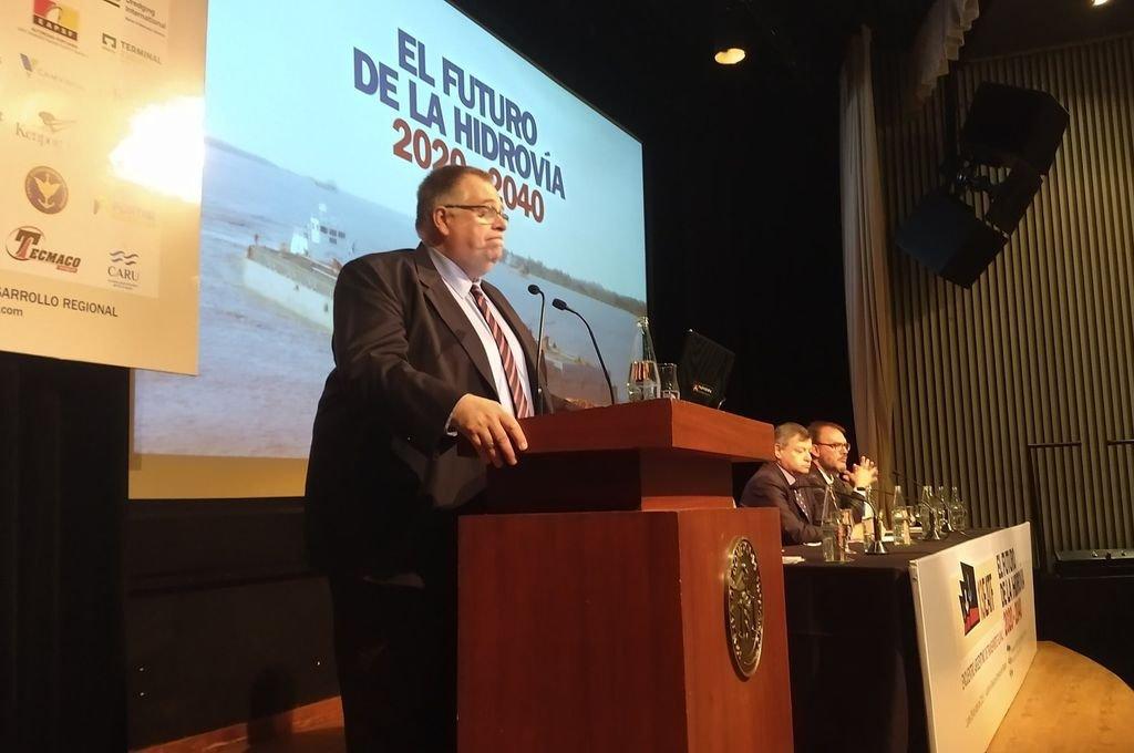 El encuentro nacional anual del IDR. Foto:Twitter.