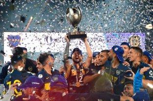 Boca ganó la Supercopa tras vencer por penales a Rosario Central