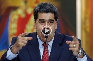 """Maduro: """"Le vamos a cortar la cabeza a quien haya que cortársela"""""""