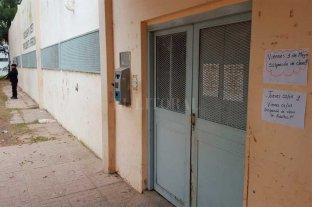 Tras los incidentes, suspendieron las clases en la escuela Perón de Sauce Viejo