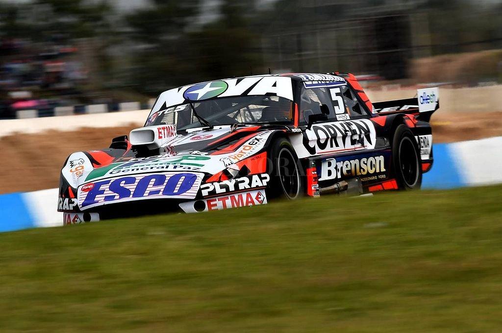 Matías Rossi. <br /> <strong>Foto:</strong> Prensa ACTC