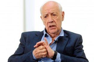 Roberto Lavagna confirmó que será candidato a presidente -