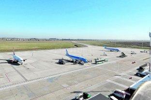 """Se profundiza la """"sangría"""" de vuelos internaciones en el aeropuerto de Rosario"""