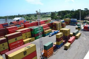 Murió una joven que fue atropellada por un camión en la terminal Puerto Rosario