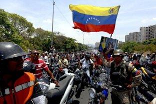 El Grupo de Lima respaldó el alzamiento en Venezuela y condenó la represión del chavismo