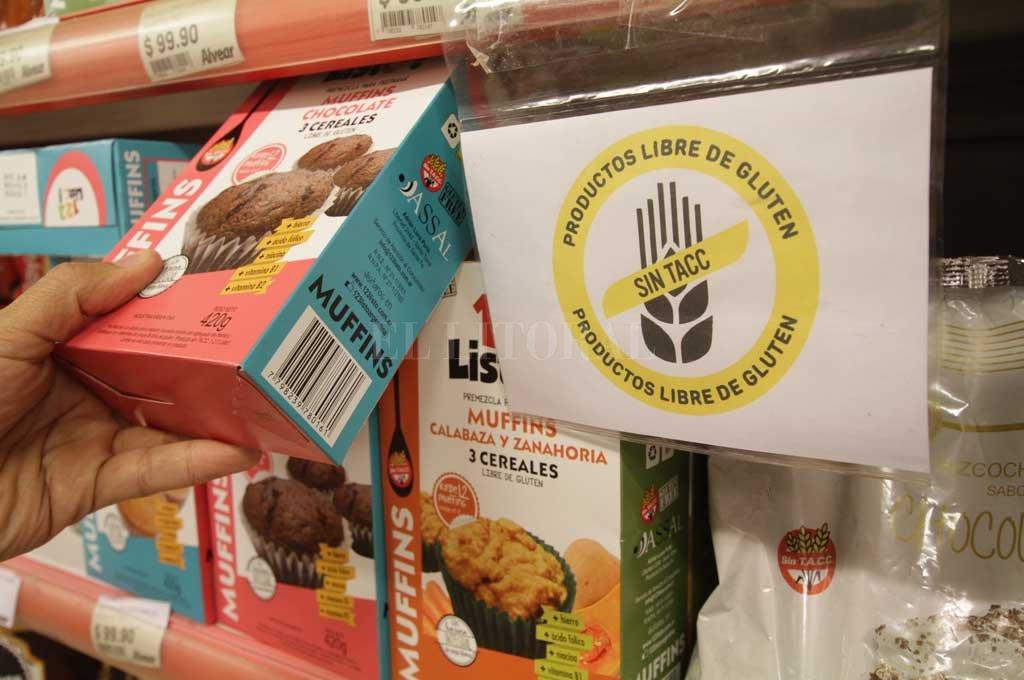 Los supermercados de la ciudad han ampliado en los últimos años su oferta de productos para celíacos.  <strong>Foto:</strong> Pablo Aguirre