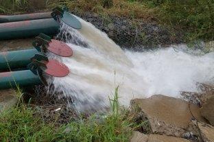 La situación en Santo Tomé tras el fuerte temporal