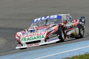 Rossi se quedó con el triunfo en el TC de Rosario