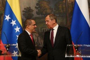 Rusia refuerza su apoyo a Maduro antes de una reunión clave con Estados Unidos