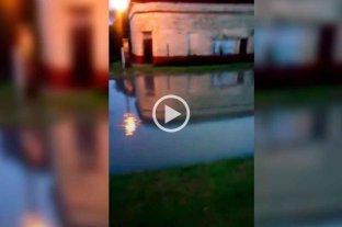 Villa Guillermina declaró la emergencia hídrica