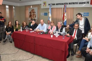 PJ: se reunieron los candidatos  a diputados de todas las listas