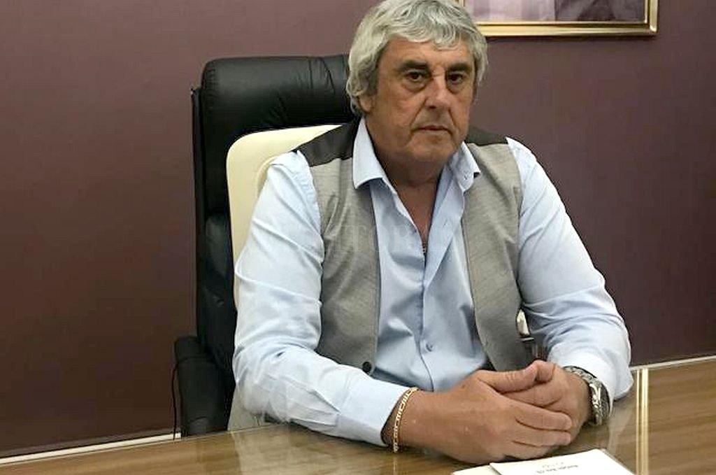 Sergio Romero, secretario general de UDA. <strong>Foto:</strong> Prensa UDA