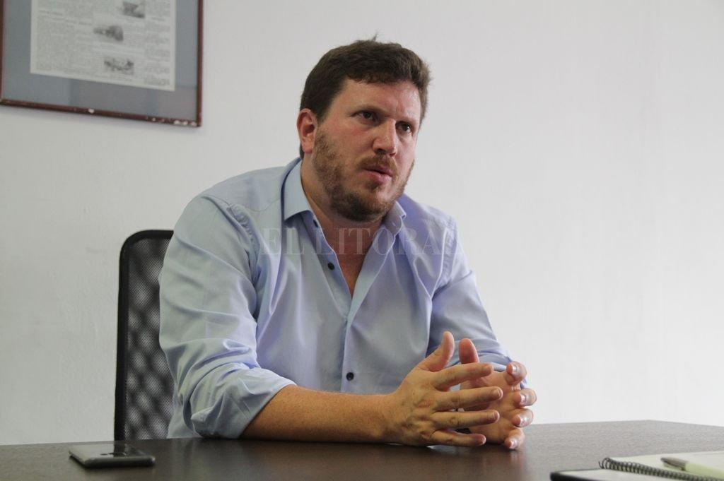 Federico Angelini Crédito: Archivo El Litoral