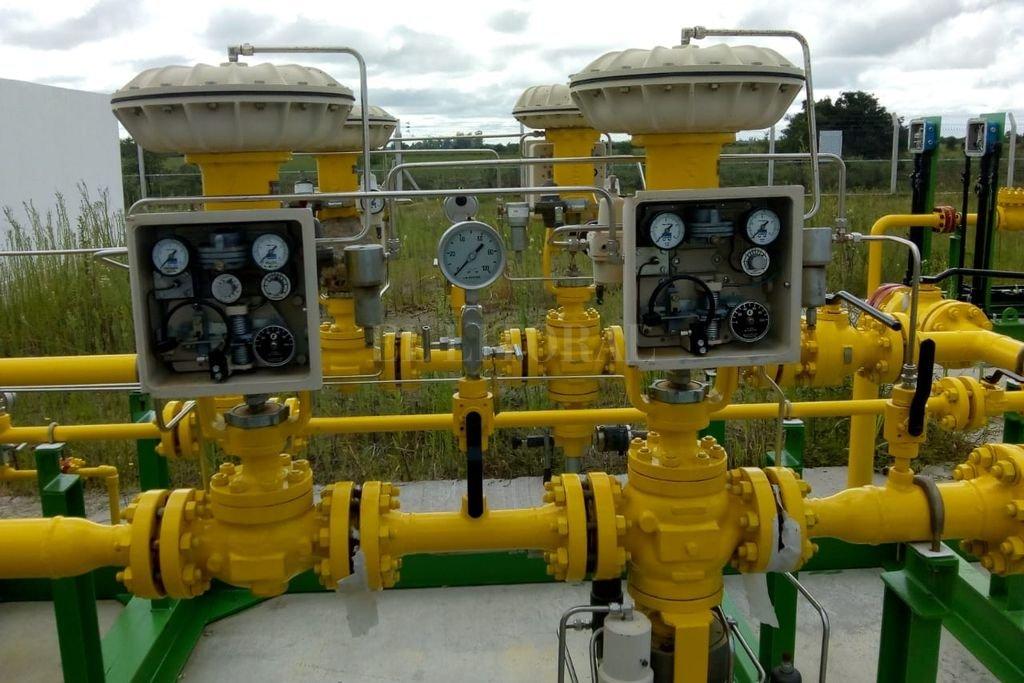 Luego de 6 meses de terminada la obra, el gobierno nacional licitó la operación y el mantenimiento del Gasoducto del Noreste Argentino. Costó 1.500 millones de dólares. <strong>Foto:</strong> Archivo El Litoral
