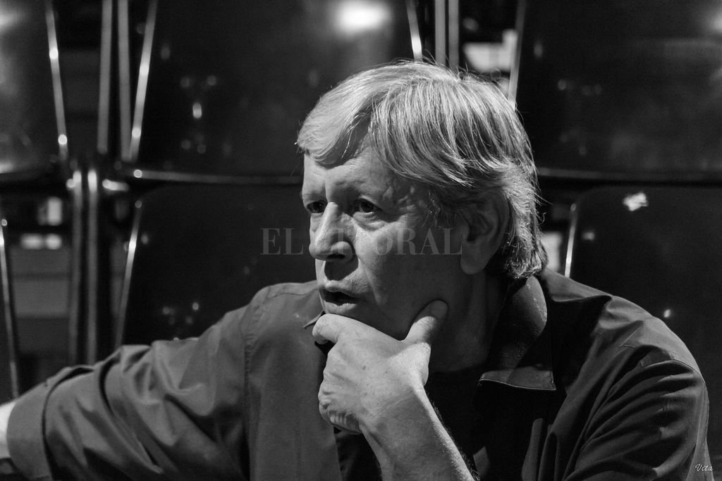 Josep Prats, de vasta trayectoria internacional, conducirá al coro durante el concierto del próximo 9 de mayo.  <strong>Foto:</strong>  Gentileza Coro Polifónico Provincial
