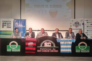 San Carlos se paraliza por la Copa Santa Fe