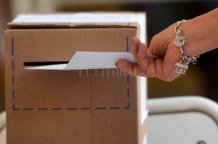 Elecciones santafesinas simultáneas con las nacionales