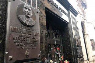 La tumba de Eva Duarte de Perón: visita obligada en el Cementerio de la Recoleta