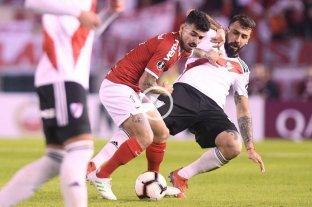 River empató 2 a 2 contra Inter y cerró invicto la fase de grupos de la Libertadores