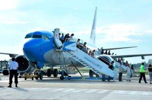 En abril los vuelos de cabotaje crecieron un 16%
