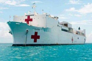 Estados Unidos enviará un buque militar medicalizado para atender a los migrantes venezolanos