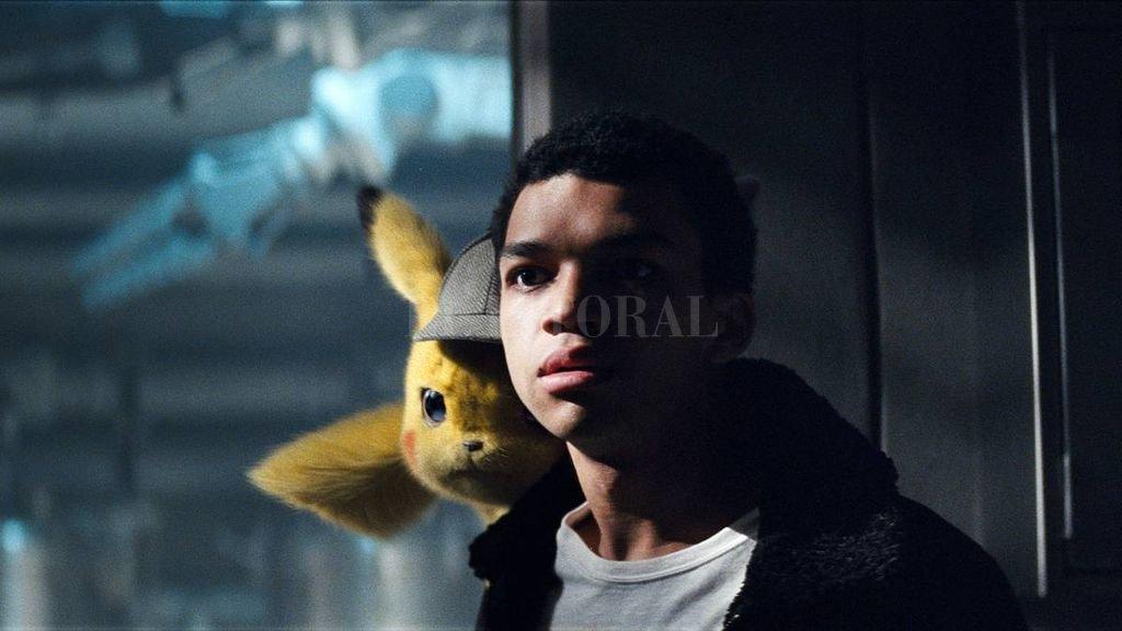Pikachu se junta con nuevos amigos humanos para investigar la desaparición de un detective privado. <strong>Foto:</strong> Gentileza Warner Bros.