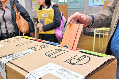 Elecciones en Santa Fe: minutos finales para acercarse a votar -  -
