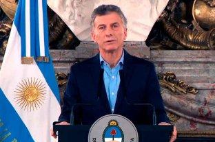 Macri decretó dos días de duelo por la muerte del diputado Olivares