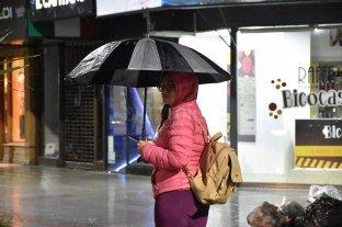 Alerta por lluvias y tormentas fuertes