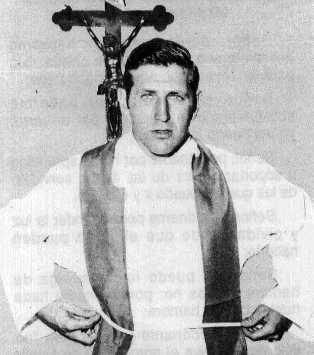 84cdeadbce Se cumplen 45 años del asesinato del padre Carlos Mugica : : El Litoral -  Noticias - Santa Fe - Argentina - ellitoral.com : :