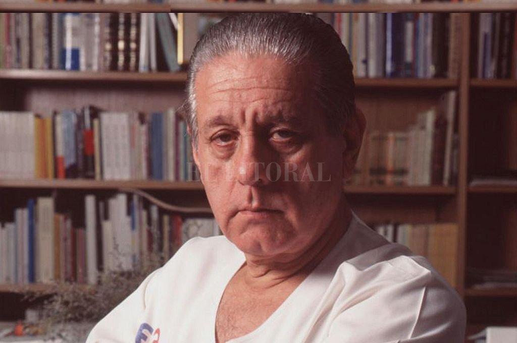 Dr. René Favaloro. <strong>Foto:</strong> Archivo El Litoral