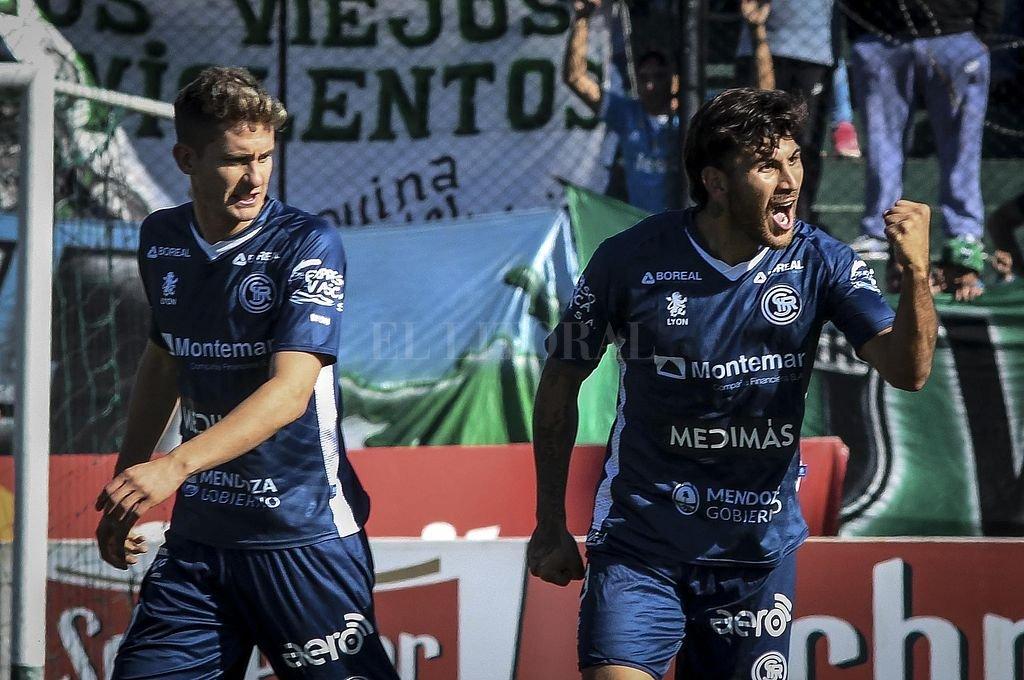 Independiente Rivadavia de Mendoza está en semifinales del Reducido por un lugar en Primera división. Crédito: Telam