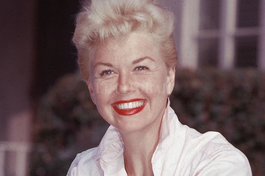 Doris Day <strong>Foto:</strong> Captura digital