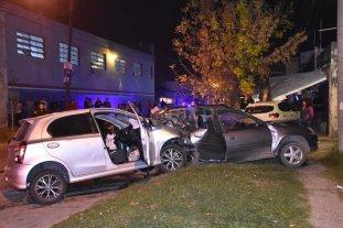 Un nene de 11 años murió tras un grave accidente que involucró a tres autos